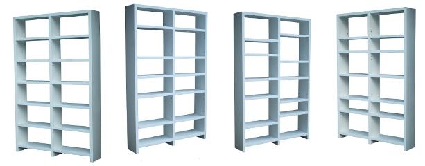 Adjustable Double Wall Unit